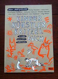 Kinder_Künstler_Kritzel_Buch