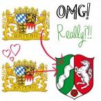 Bayern -NRW