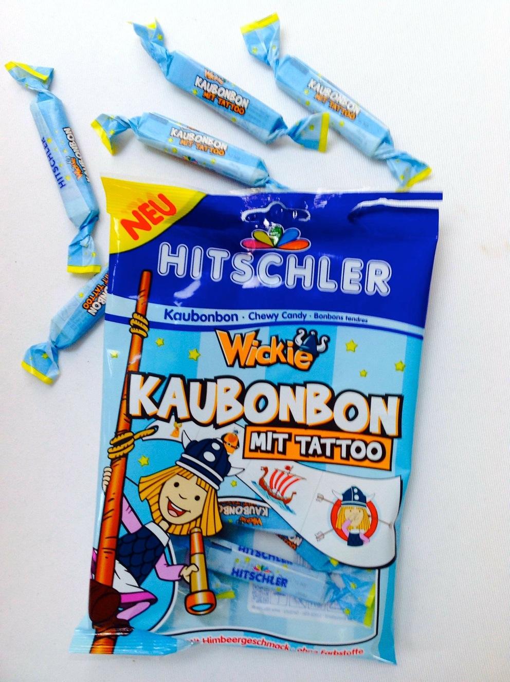 Hitschler Kaubonbons
