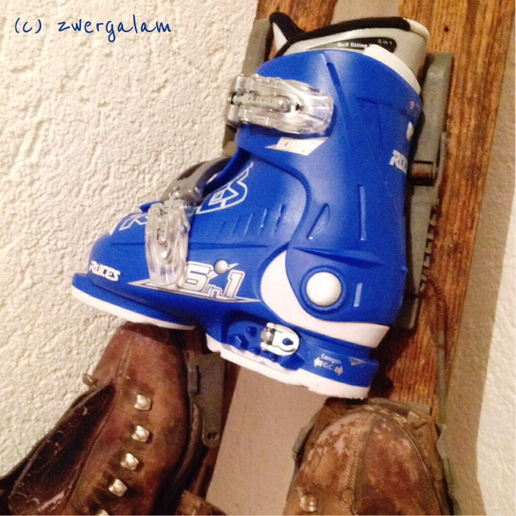 Roces Kinder Skischuh 6 in 1