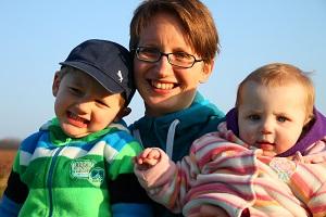 zwergalarm-Gastebitrag- Elke-Peetz-Elke-mit-Kids