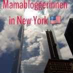 Mamabloggerinnen in NEW YORK