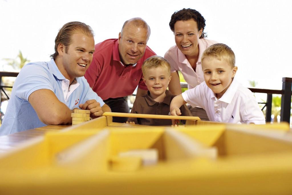 zwergenurlaub-Familie