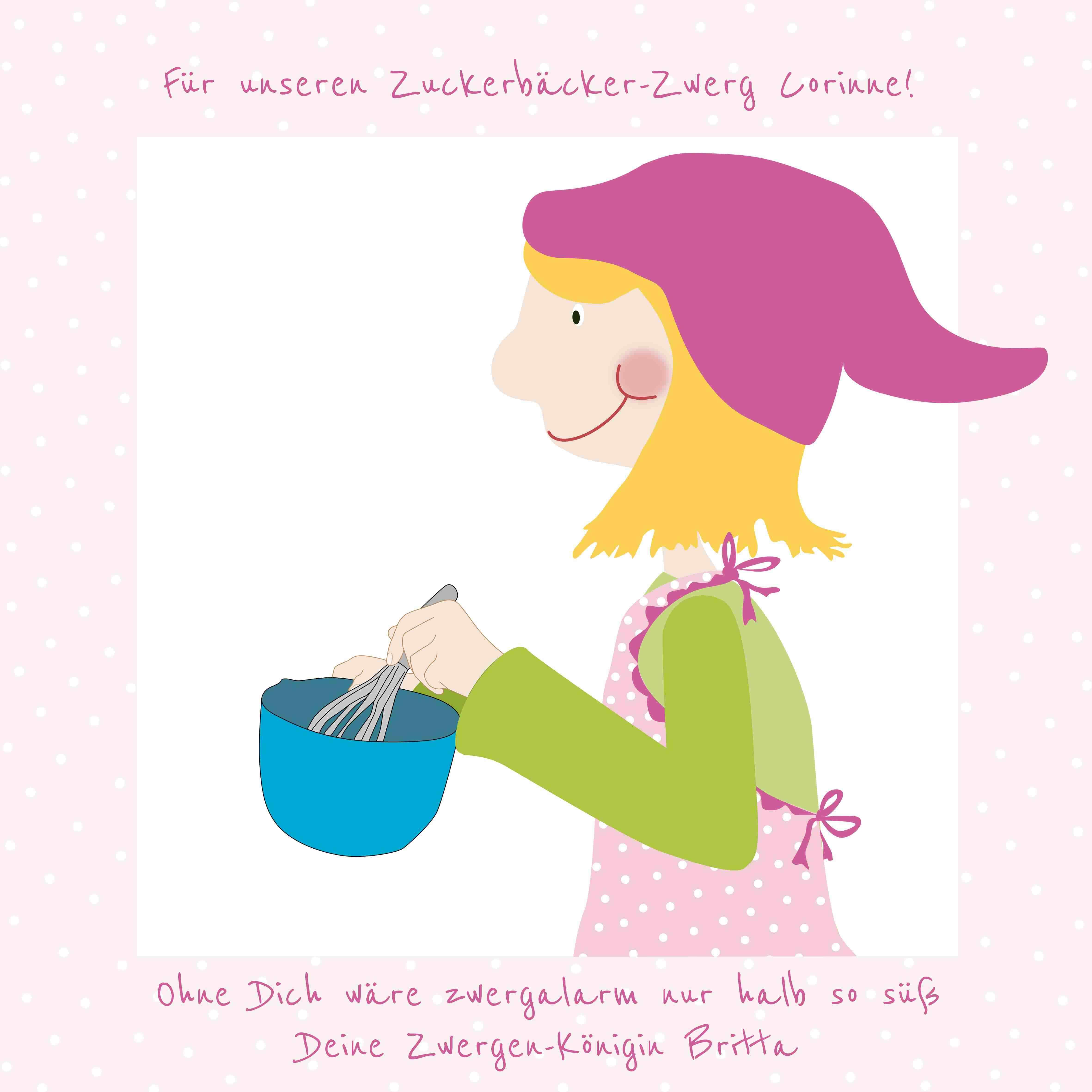 zwergalarm-Zuckerbaecker-Zwerg-Corinne