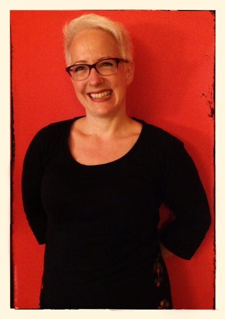 Designerin Katrin Kiehne-Lemnitz