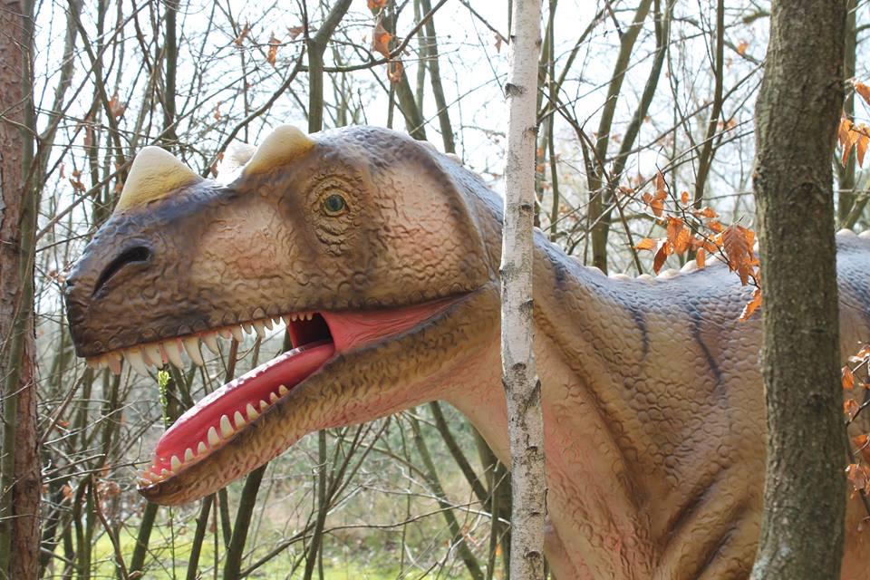 Dino-Park-Tier